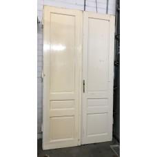 Paneeldeuren set Frans
